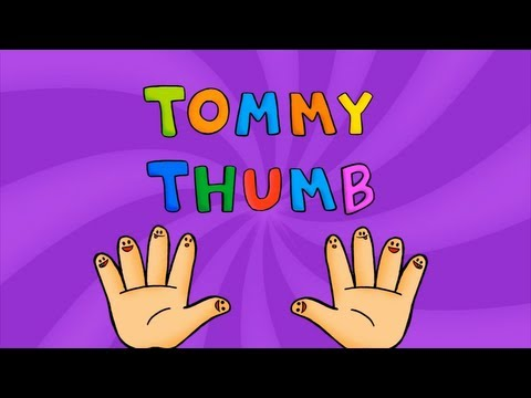 TOMMY THUMB SONG - LITTLE ENGLISH