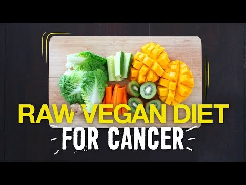 Q&A:  Does The Raw Vegan Diet Work For Cancer? Chris Wark (Chris Beat Cancer)
