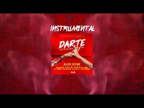 (Instrumental oficial) Alex Rose - Darte Feat. Various Artists prod. by Ivx.lm