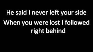 Måns Zelmerlöw- Heroes (lyrics)