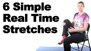 Easy Office Stretches - Ask Doctor Jo