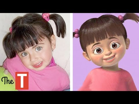 10 Kids Who LOOK LIKE CARTOON CHARACTERS