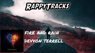 Devvon Terrell - Fire and Rain