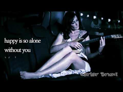 You Belong to Me / Carla Bruni  (with Lyrics)