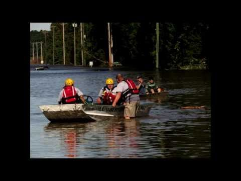 Hurricane Matthew Tribute in Lumberton, NC! (PRAY FOR LUMBERTON)
