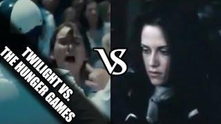 Twilight Vs. The Hunger Games