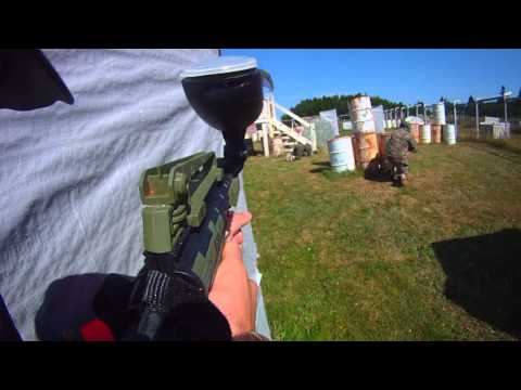 PaintBall Phill's Stag, Crossfire Paintball PEI. Fuel Depot