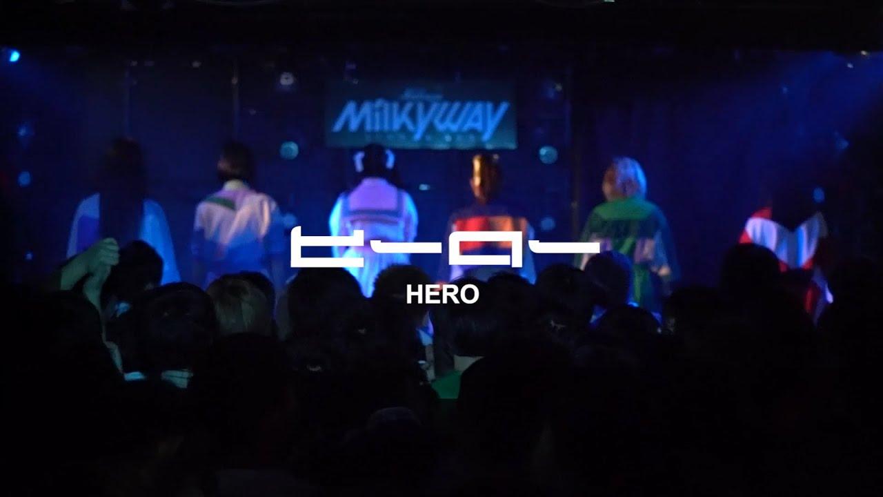 SOMOSOMO – ヒーロー (Hero) [live]