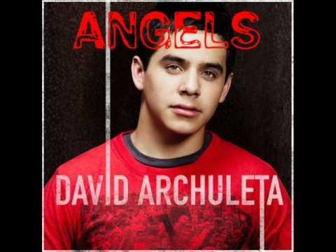 David Archuleta - Angel (Studio Version) - Lyric Video ...