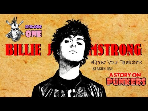 Know Your Musicians S01E01: Billie Joe Armstrong