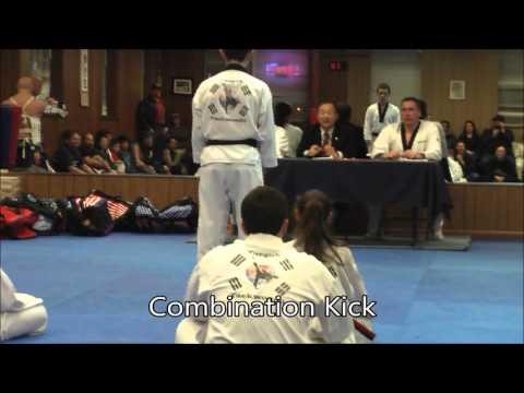 Jaydens 2nd Degree Black Belt Test