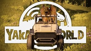 恐竜動物園や鎌ワールド【Jurassic World Evolution】#4