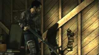 """The Walking Dead el Juego - Episodio 5: """"No Queda Tiempo"""" - Sub español"""