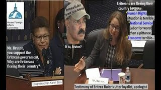 What is very wrong in Eritrea? Testimony of Eritrea Ruler's top loyalist, apologist