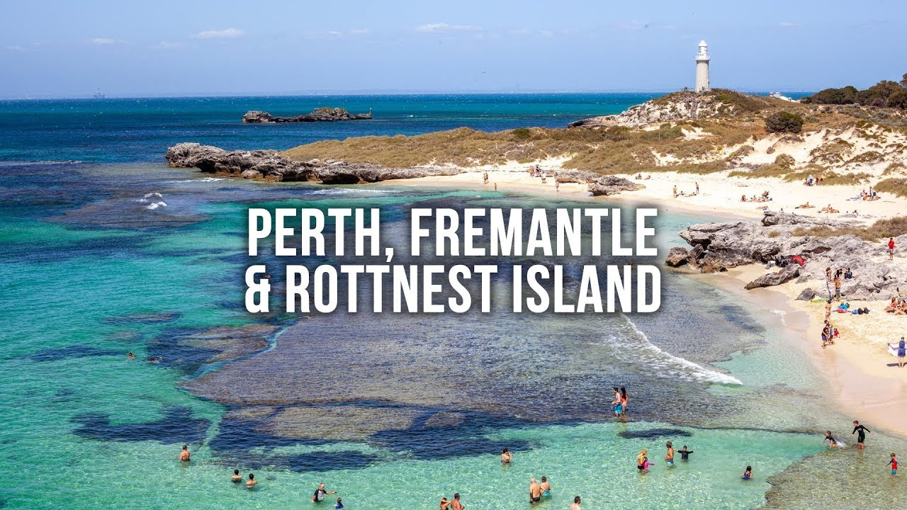Perth Fremantle And Rottnest Island A Long Weekend In