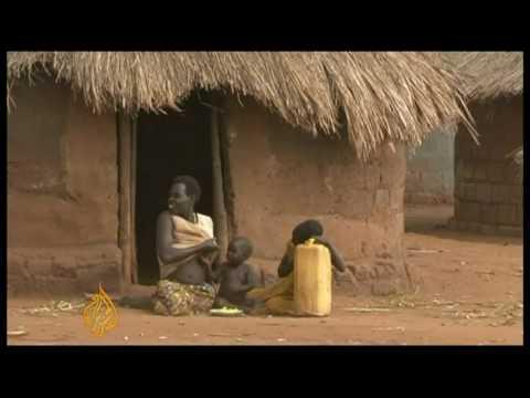 Ugandan women fight for rights
