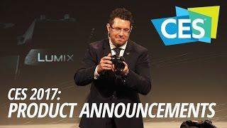 CES 2017: Product Announcements