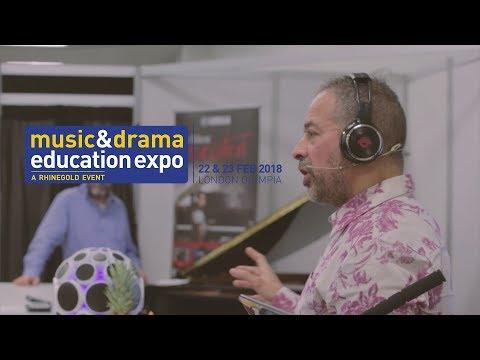 Music & Drama Education Expo | London Trailer 2018