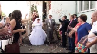 Свадьба в Липецке.Иван и Татьяна  89205004088