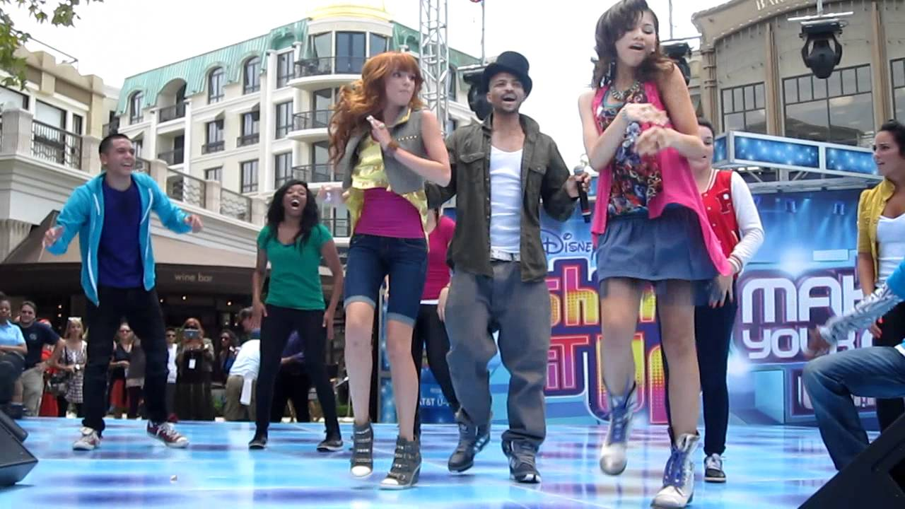 Video - Shake It Up Salsa Dance | A todo ritmo Wiki ...
