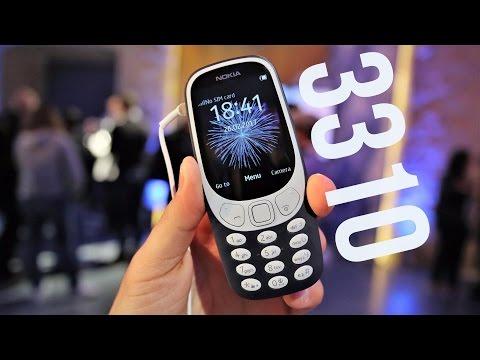 NOKIA 3310 (2017): ha anche SNAKE e costa 49€ | ANTEPRIMA ITA MWC 2017