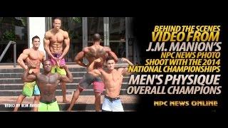 NPC News Online Video: 2014 National Championships Men's Physique Overall Winners