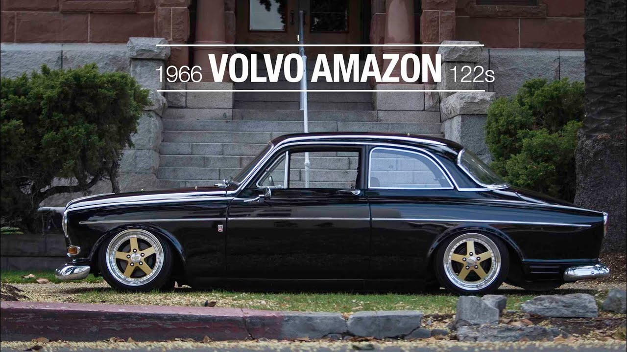 1966 Volvo Amazon 122s - YouTube