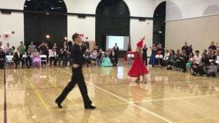 2016 Stanford Cardinal Classic | Andres + Veronika End Showcase Q