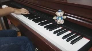 【ミッキーマウスクラブ】Mickey Mouse March -ピアノソロ-