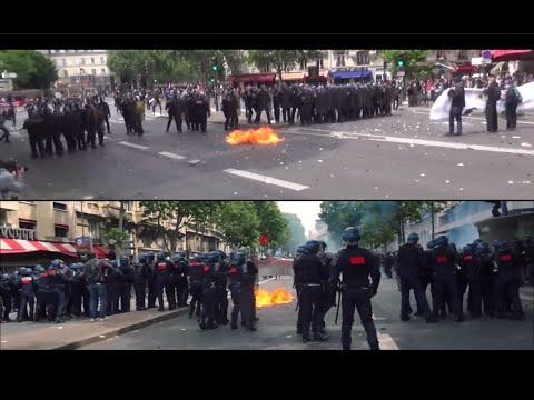 Overthrow - Paris 14 juin 2016