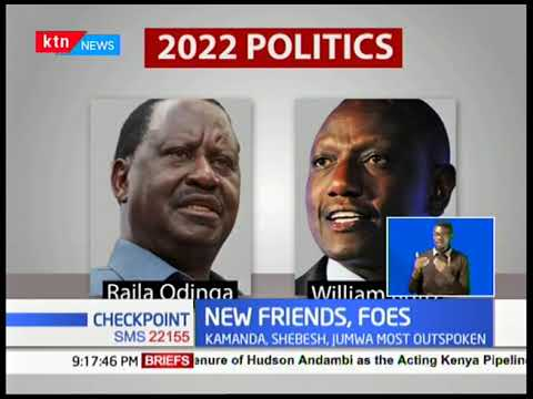 New friends, new foes ahead of Kibra polls  House of Cards