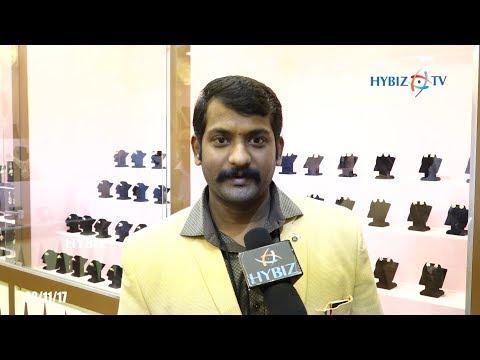The Diamond Store by Chandubhai @ PANACHE The Luxury Expo in Hitex Hyderabad | Srikanth