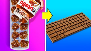 20 FANTASTIC CHOCOLATE IDEAS AND HACKS