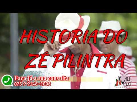 HISTORIA DO ZÉ PILINTRA-GUARDIÃO OXOSSÍ