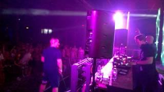 Dougal B2B Al Storm with Mc Korkie Live @ TOWIH & WAH 2014 (3)