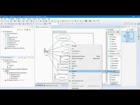 Generate java code for each use case actor in the diagram youtube generate java code for each use case actor in the diagram ccuart Gallery