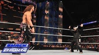 """Los Matadores battle """"The Plymouth Rockers"""": SmackDown, November 29, 2013"""
