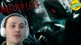 🎬 MORBIUS Trailer - REACTION