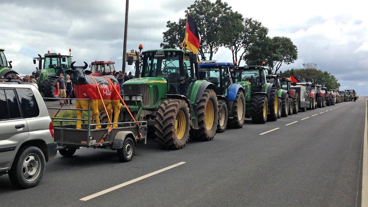 Demonstration Hannover