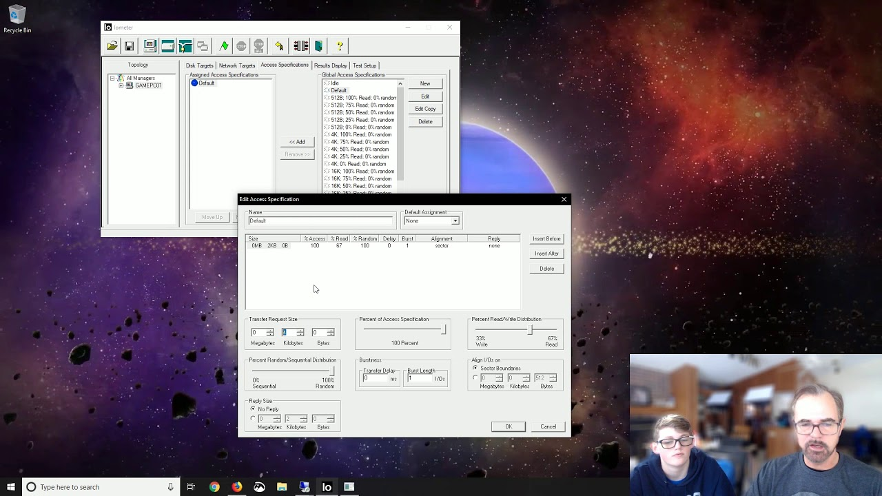 FreeNAS Build-Out - SSD and SATA Drive Performance Testing - YouTube