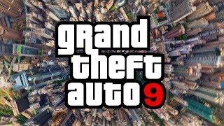 ТРЕЙЛЕР GTA 9 !!! ТАК БУДЕТ ВЫГЛЯДЕТЬ GTA В 2029 ГОДУ !!!