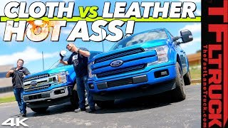 Do Leather Seats REALLY Get Hotter Than Cloth? We Test Them To Find Out - Real Answers S.1 Ep.2