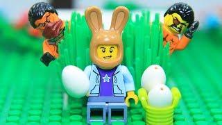 Lego EASTER BUNNY was Stolen Eggs