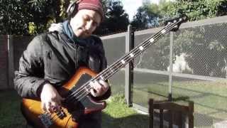Nicolás Sanucci - LTD Stream bass 204