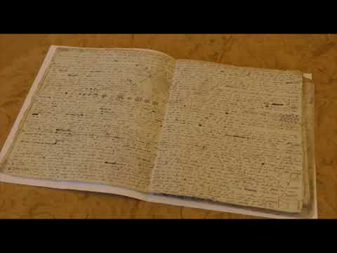 Sir Isaac Newton's Handwritten Books