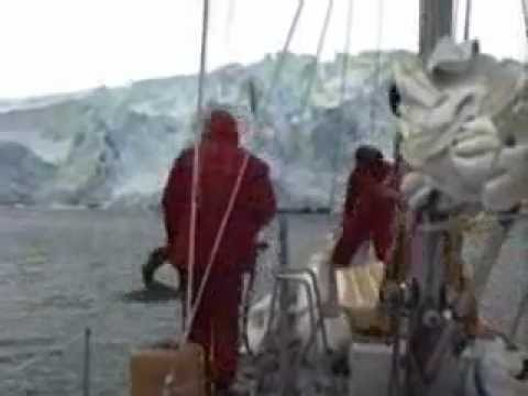 Mahina Expeditions Sailing to Antarctica Pt. 3 of 4