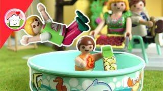 Playmobil Film deutsch - Einweihungsparty im neuen Wohnhaus von Familie Hauser - Kinderfilm