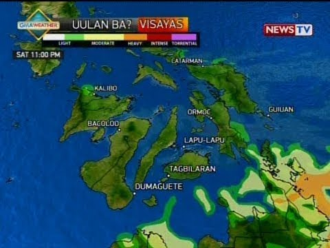 BT: Weather update as of 12:18 p.m. (January 19, 2018)
