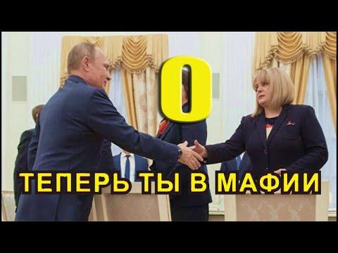 Фальсификация выборов Путиным