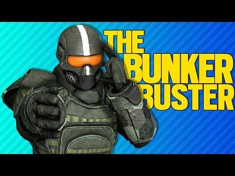 THE BUNKER BUSTER   World of Tanks thumbnail